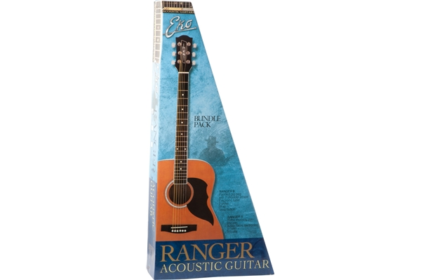Ranger 6 Pack Brown Sunburst
