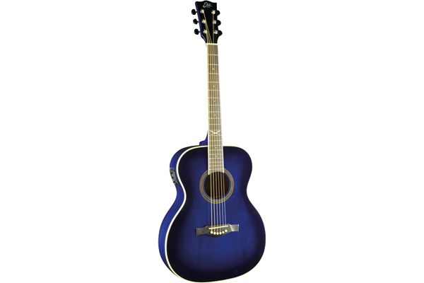 NXT 018 Eq Blue Sunburst