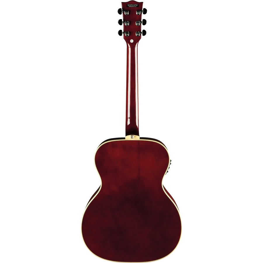 NXT 018 Eq Wine Red