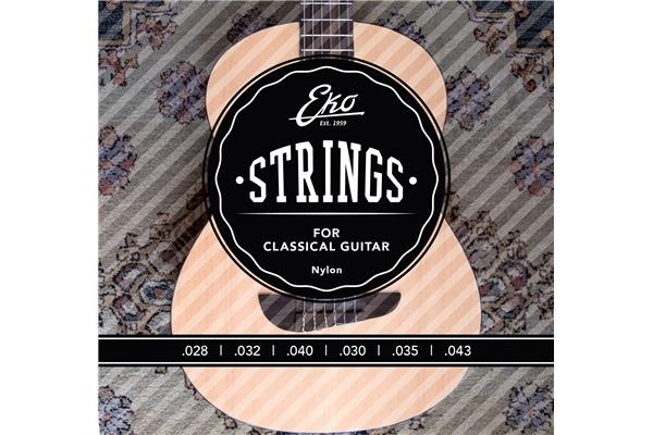 Corde Chitarra Classica 28-43 Medium Set/6