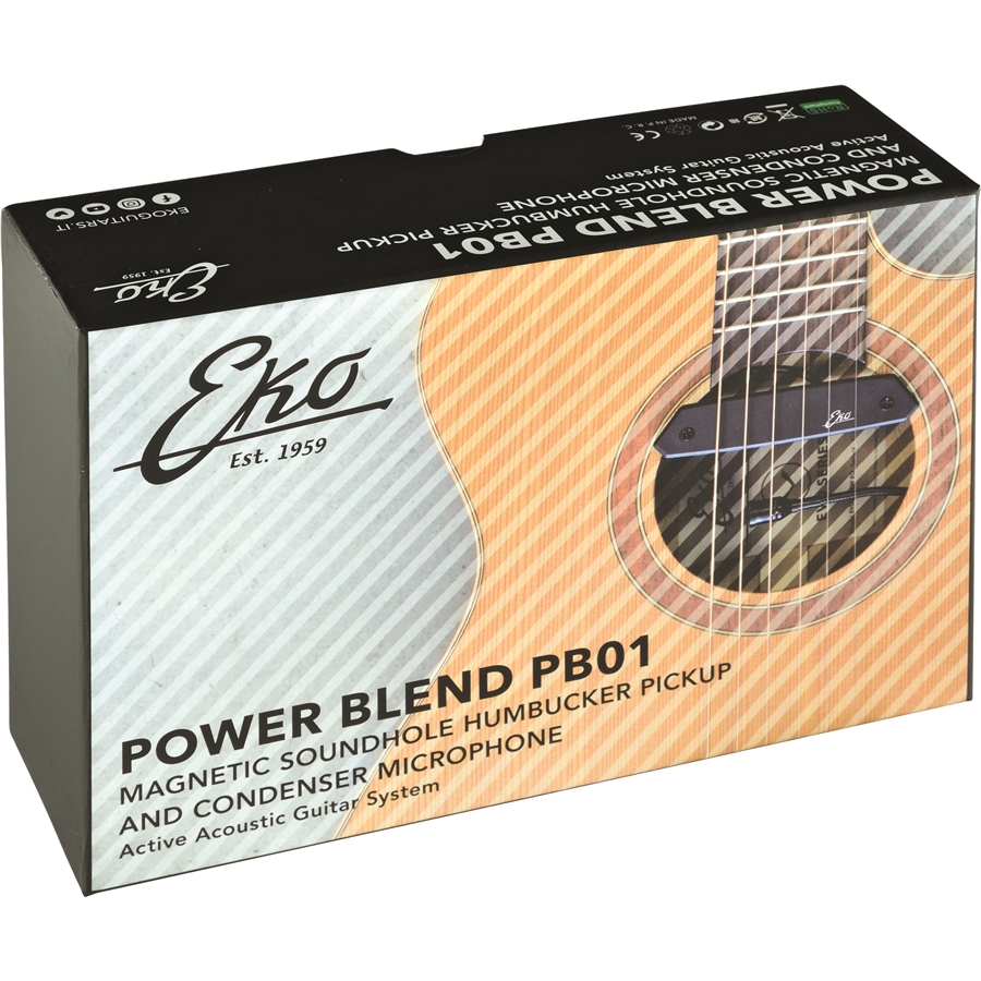 PB01 Power Blend Magnetic + Condenser