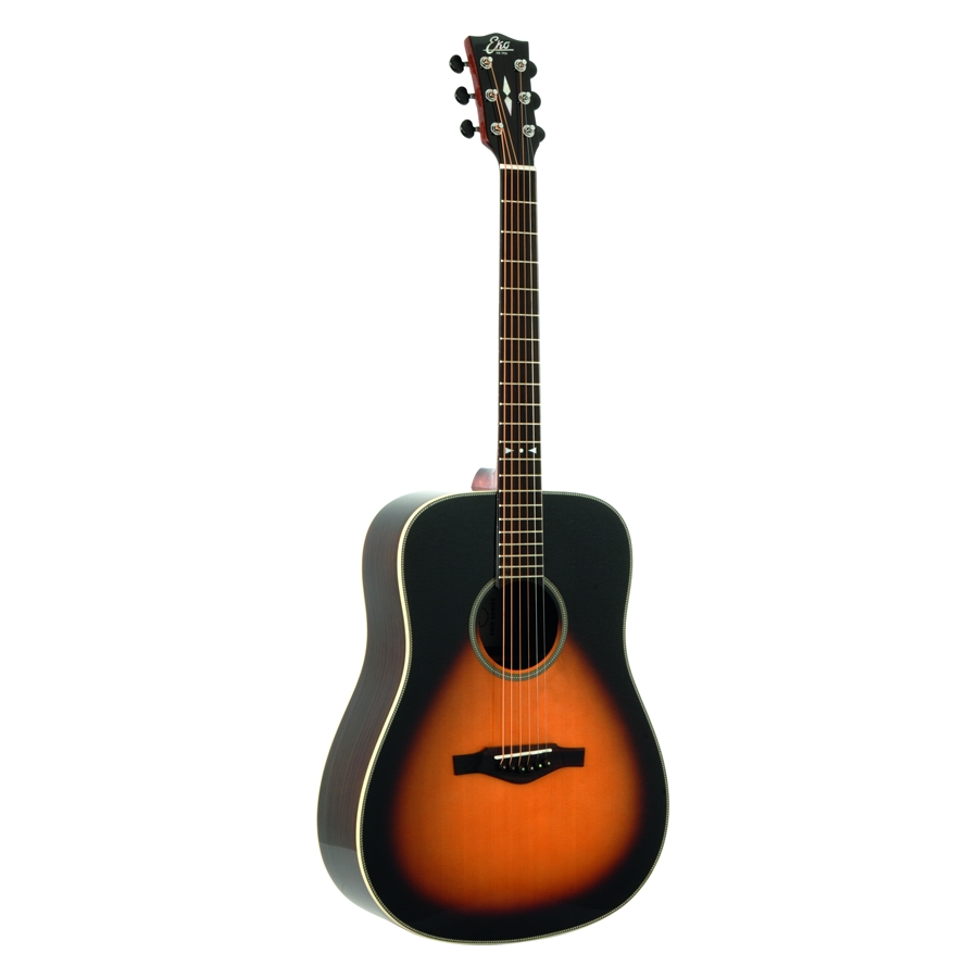 Eko Guitars - EGO Star Vintage Sunburst